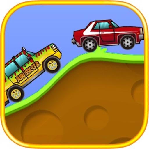 Happy Hill Climb Wheels Race iOS App