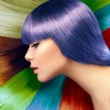 Hair Color Lab - Change, Dye or Recolor for a Hair-style beauty Make-over