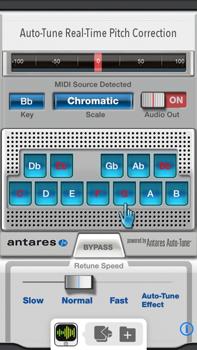 Auto-Tune Mobile screenshot1