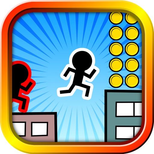 アクションゲーム「ダッシュでバトル」 〜走るのが楽しくなる!簡単おすすめ!無料暇つぶしゲーム〜