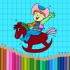 Kids drawing pad - fun and educational games for kids and children