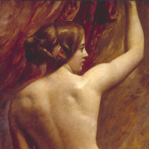 Nude Paintings Puzzles iOS App