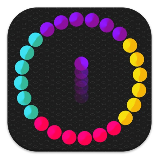 Color Switch Balls : Swap, change & booth a colorful splash circle wheel iOS App