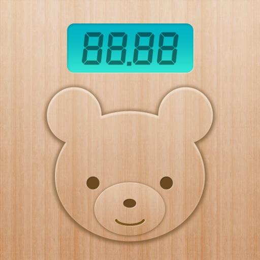 轻松瘦身简易体重控制应用软件【瘦身记录器】