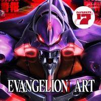 EVANGELION ARTのアプリアイコン(大)