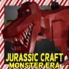 Jurassic Craft Monster Treat Mini Game