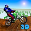 Cartoon Offroad Bike Racing 3D full bike race