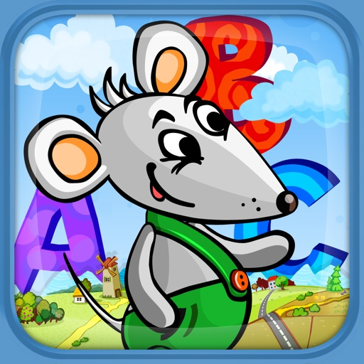 Mouse Alphabet - An Alphabet Adventure for Pre-Readers and New Readers iOS App