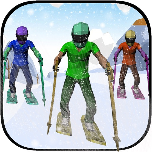 Skiing Race