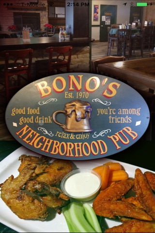 Bono's Neighborhood Pub&Grill screenshot 1