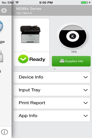 Samsung Mobile Print screenshot 3