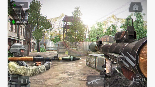 Combat Duty Modern Strike FPS Screenshot