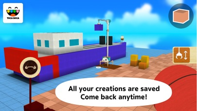 Screenshot #9 for Toca Builders