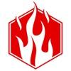AR Fire Simulation folder marker 1 3