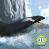 Orca Killer Whale Survival Simulator 3D Full - Play as orca, big ocean predator!