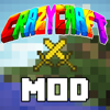 Anatoli Rastorgouev - CRAZY CRAFT MOD FOR MINECRAFT PC EDITION - MC GUIDE  artwork