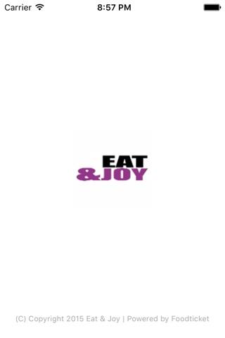 Eat & Joy (Zeist) screenshot 1
