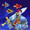 Outer Space Galaxy Crusader - FREE - Mighty Armored Citadel Protector