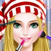 Slumber PJ Salon - Sleepover Party with Girls Spa, Makeup & Makeover Game