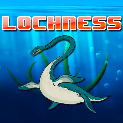 Loch Ness Monster Show Games iOS App