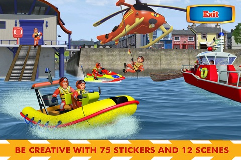 Fireman Sam - Fire & Rescue screenshot 2