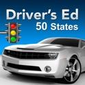 Drivers Ed: DMV Permit Practice Test (All 50 States) icon