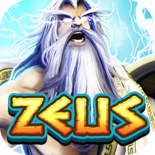 Zeus King of Olympus Thrones of Justice iOS App