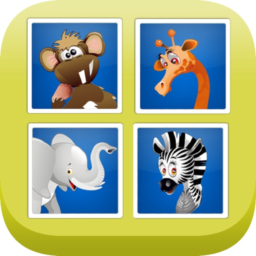 Find The Pairs: Africa Edition iOS App