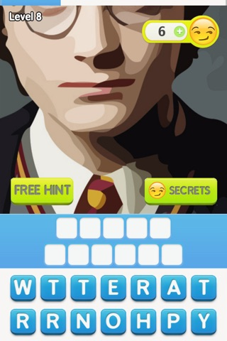 Guess The Movies Characters – puzzles drawn in watercolors style with emoji secrets! screenshot 2