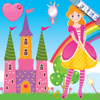 Princesses Games for Toddlers and Little Girls !