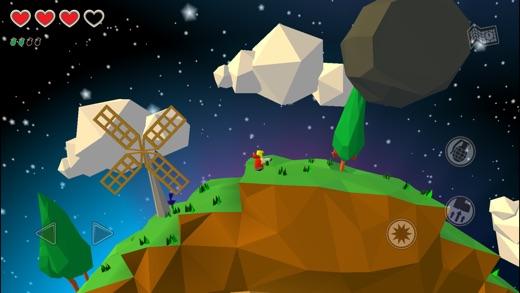 Momoka: An Interplanetary Adventure Screenshot