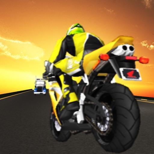 Bike Rider - Impossible Traffic Racer iOS App