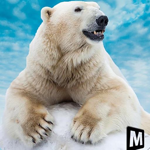 Angry Polar Bear Simulator 3D iOS App