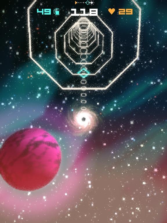 Black Hole Joyrider на iPad