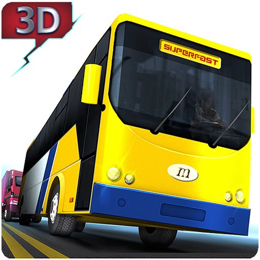 Speed Bus Racer iOS App