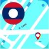 Лаос навигация 2016