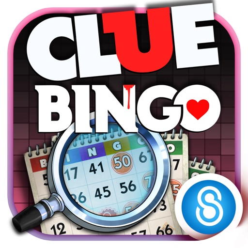 CLUE Bingo: Valentine's Day free software for iPhone and iPad