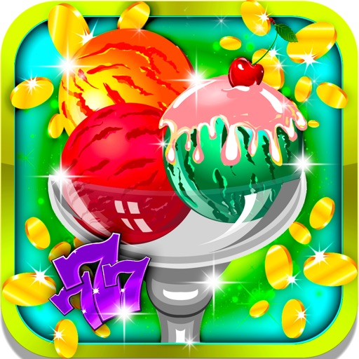 Lucky Dessert Slots: Spin the magical Candy Wheel and be the fortunate winner iOS App