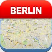 Berlin Offline Map - City Metro Airport