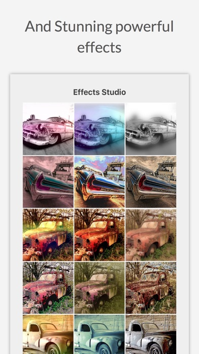 Effects Studio screenshot 4