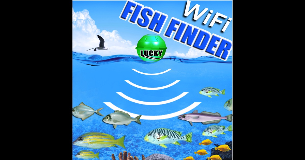 Wifi fish finder on the app store for Fish finder apps