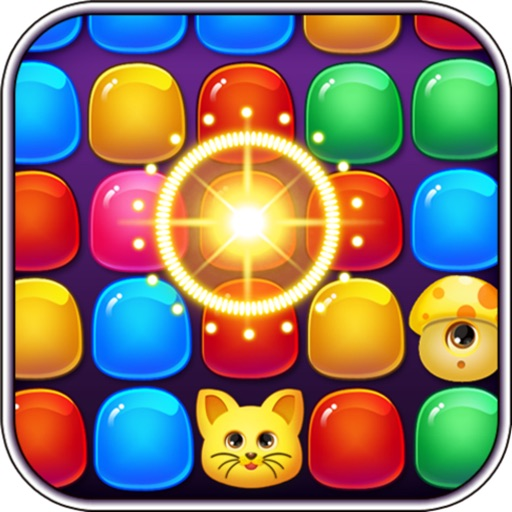Jelly Glow Frenzy iOS App