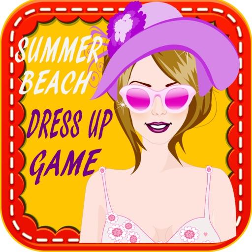Summer Beach Dress Up Game iOS App