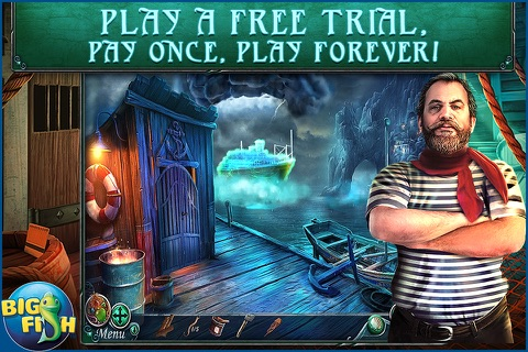 Rite of Passage: The Lost Tides - A Mystery Hidden Object Adventure screenshot 1