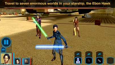 Screenshot #8 for Star Wars®: Knights of the Old Republic™