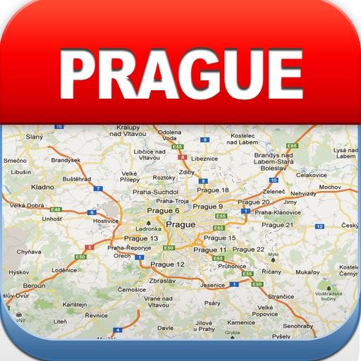 布拉格离线地图 – 城市地铁机场