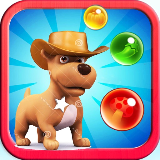 Pet Bubble Shooter 3 iOS App