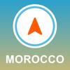 Marrocos GPS - Navegacao off-line Car