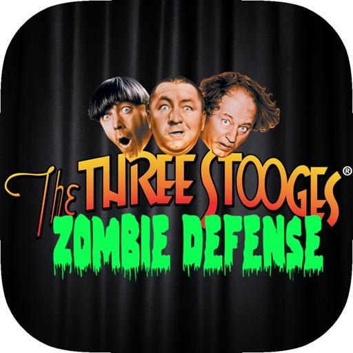 The Three Stooges®: Zombie Defense iOS App
