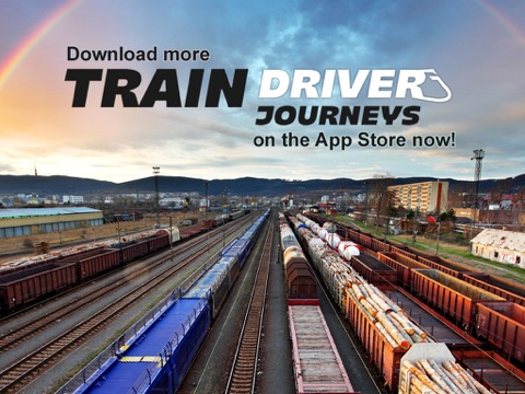 Игра Train Driver Journey 8 - Winter in the Alps
